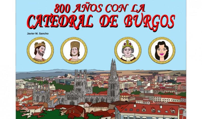 «800 años con la Catedral de Burgos», cómic didáctico dirigido a todos los públicos