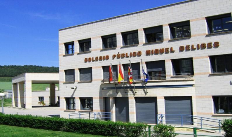 En cuarentena un nuevo grupo del CEIP Miguel Delibes de Burgos