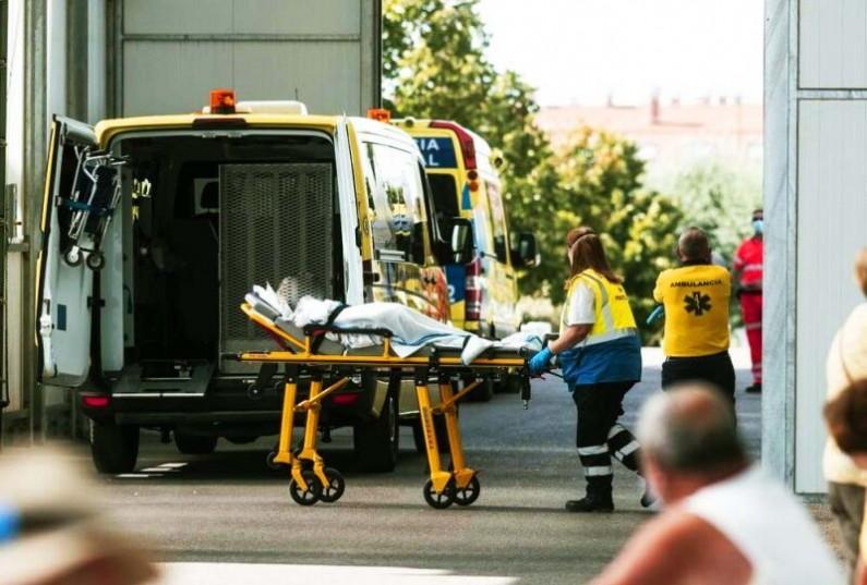 El coronavirus duplica los contagios en Burgos y suma un nuevo fallecido