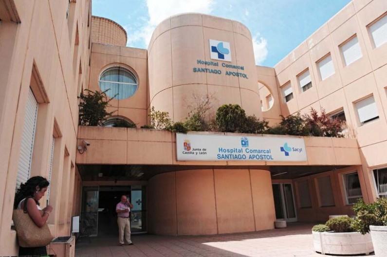 La Junta destina más de 2 millones a la contratación de servicios del Hospital de Santiago de Miranda de Ebro