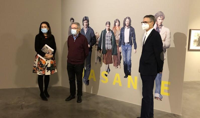 La Fundación Cajacírculo acoge «Resumen», una exposición sobre la obra pictórica de José María González Cuasante