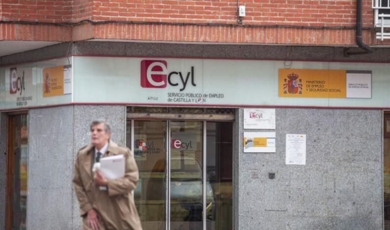 Castilla y León incrementa su número de parados durante el primer trimestre de 2021