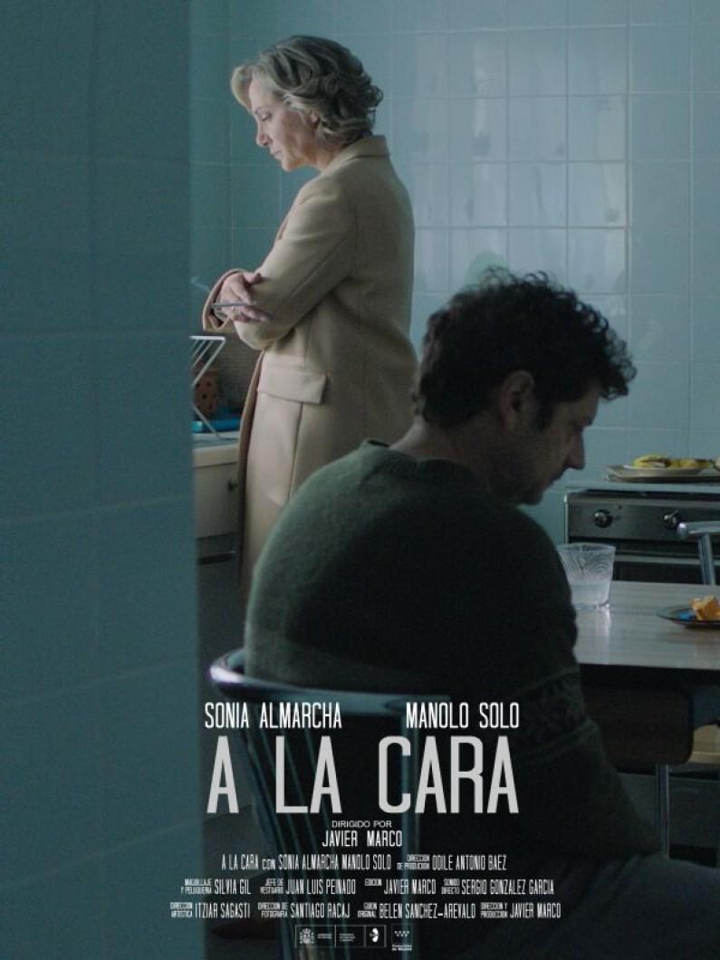 Los cortometrajes 'Reflejo' y 'A la cara', premiados por el público en el festival de la Fundación Caja de Burgos