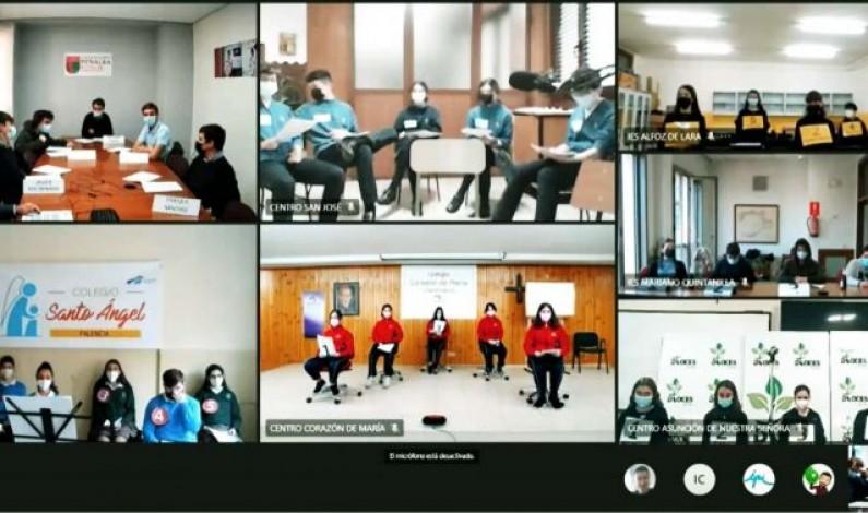 Burgos y Valladolid obtienen el VI Certamen de 'Lectura en Público'