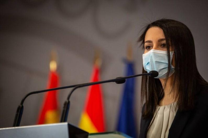Arrimadas: «Castilla y León disfruta de un Gobierno sólido, que funciona, es transparente y alejado de los extremos»