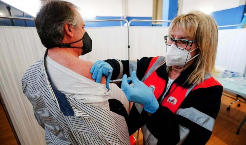 Burgos continúa la vacunación con AstraZeneca en las áreas rurales