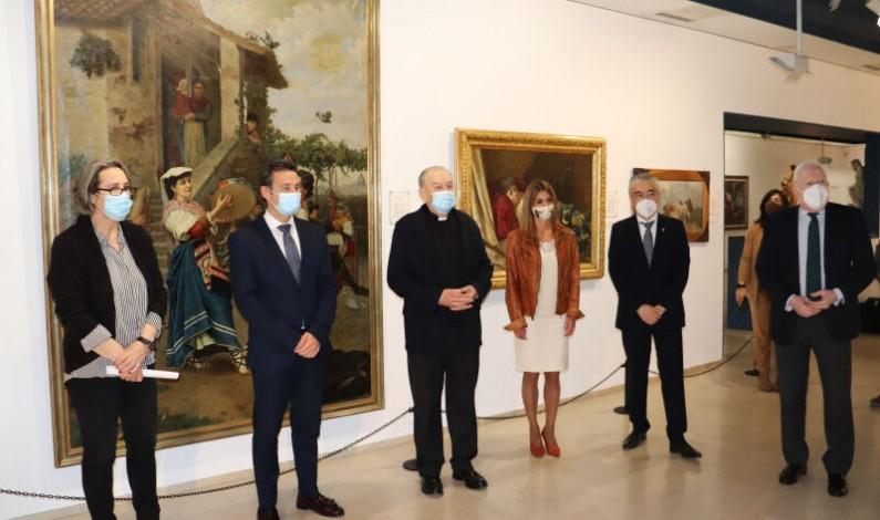 El Museo de Burgos acoge la muestra 'Pintura Burgalesa'