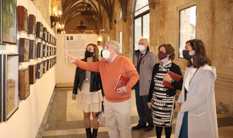 El Monasterio de San Juan acoge la exposición 'Lecciones de Historia Natural II'
