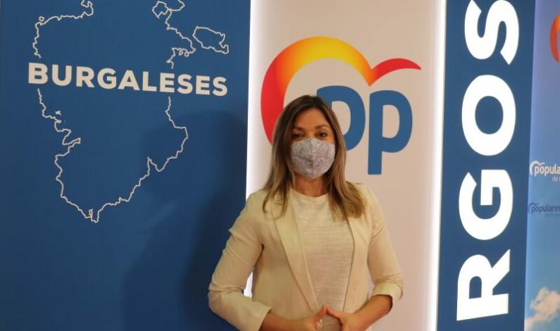 El PP propone al alcalde de Burgos un gran pacto por el futuro de Gamonal
