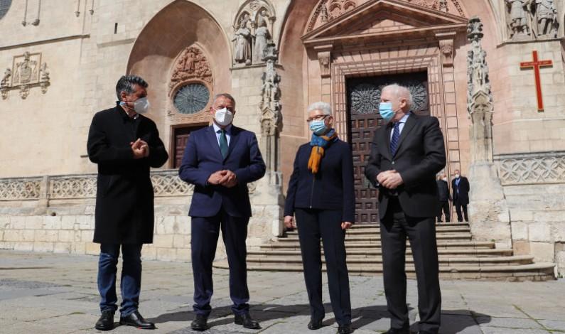 La embajadora de Israel realiza una visita a la provincia de Burgos