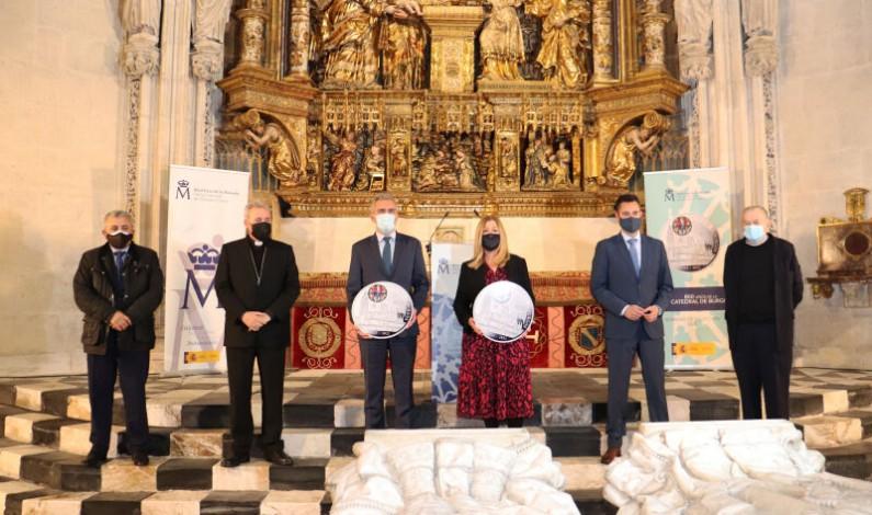 La Catedral de Burgos pone a la venta la moneda conmemorativa del VIII Centenario
