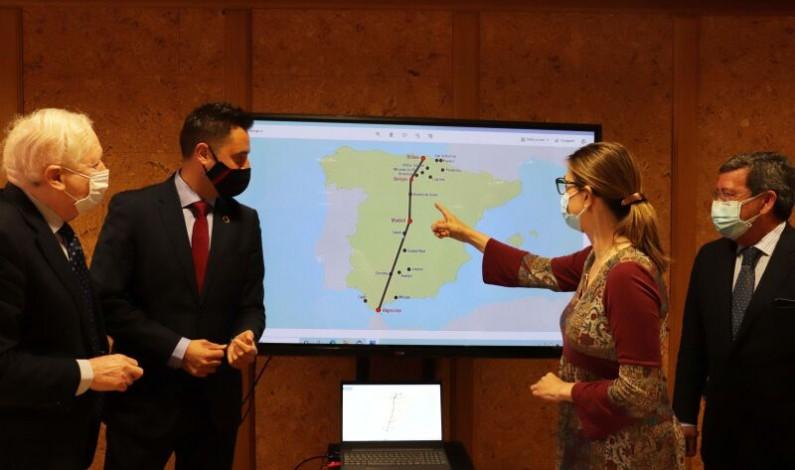 El PP y el PSOE afianzan su unión con relación al Corredor Central 'Ramal Norte'
