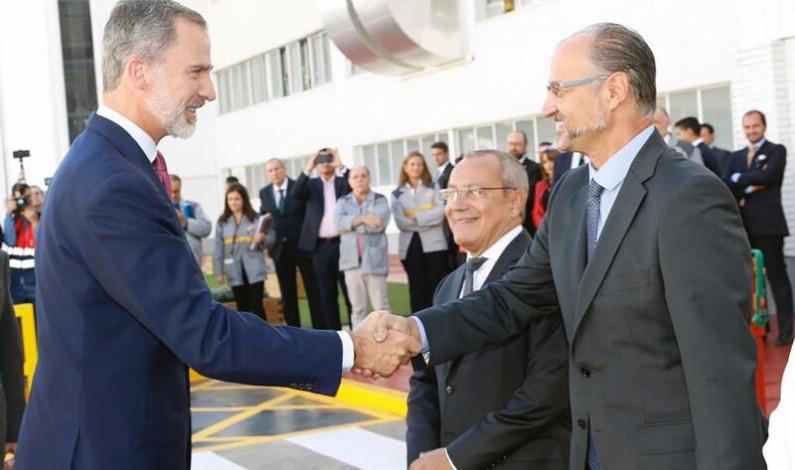 Felipe VI acepta la Presidencia de Honor de los actos de conmemoración del V Centenario del Movimiento Comunero