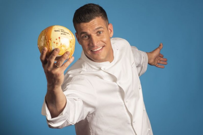 Cobo Estratos, el nuevo espacio del chef Miguel Cobo, recibe 1 Sol Repsol