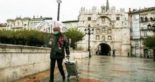 Burgos registra la cifra más baja de nuevos contagios desde verano