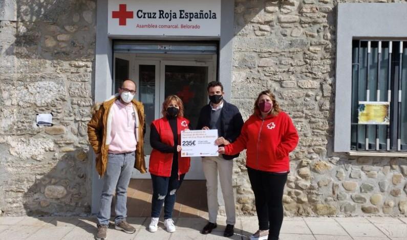 La campaña solidaria de reciclaje de móviles de Belorado a favor de Cruz Roja recauda 235€