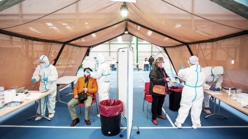 La vacunación con AstraZeneca continua en Burgos este fin de semana