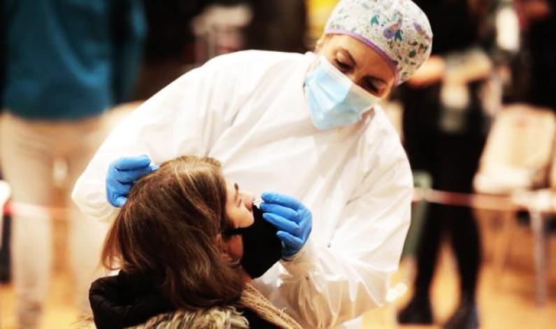 Burgos arroja 91 nuevos contagios y un nuevo fallecido por coronavirus