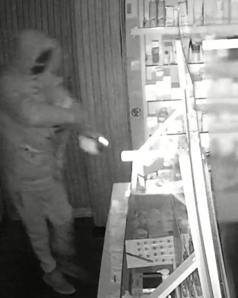 La Guardia Civil detiene a una persona por el robo en una farmacia
