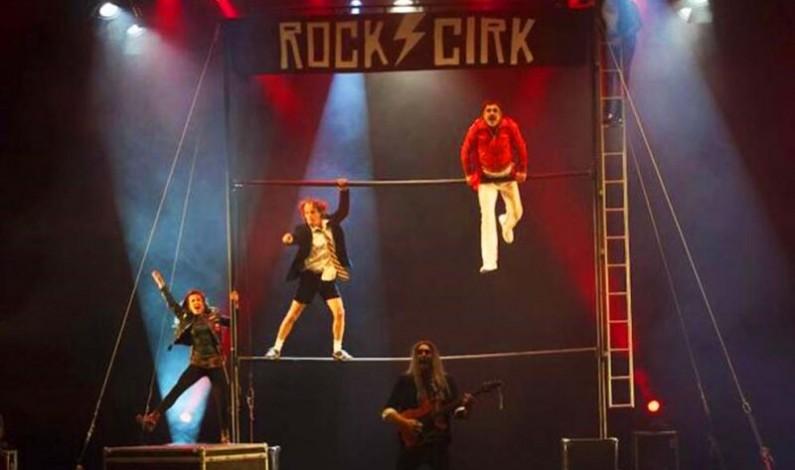Burgos celebra el Día Mundial del Circo con «Rock Circk»