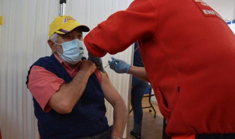 Miranda de Ebro vacunará a los nacidos en 1961 el próximo lunes 3 de mayo