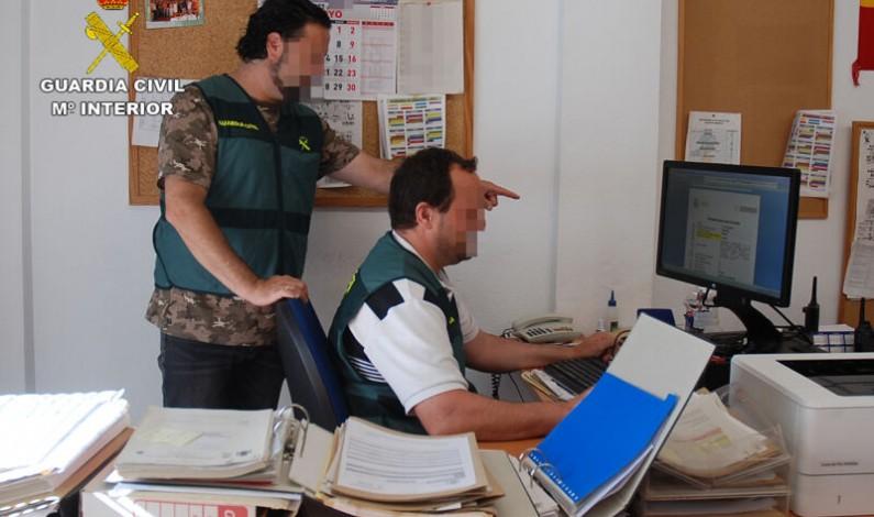 La Guardia Civil desarticula una compleja e internacional organización criminal dedicada a estafas mediante el «fraude del CEO»