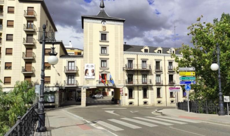 La Junta de Castilla y León y Aranda de Duero presentan el ARU Santa Catalina