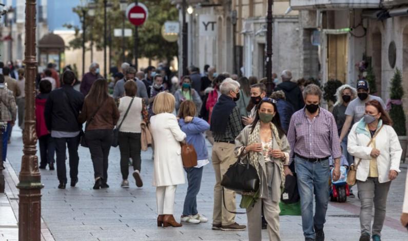 Burgos vuelve a encabezar los contagios tras el incremento de la incidencia