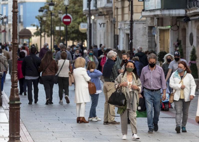 Burgos registra 13 nuevos contagios y ninguna muerte en las ultimas 24 horas