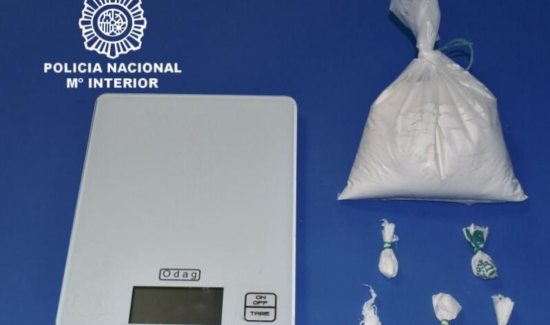 La Policía Nacional desarticula un «punto negro» de venta de droga en la ciudad de Burgos