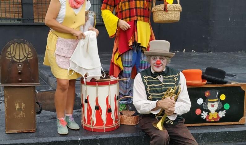 El Teatro Clunia acogerá este sábado el espectáculo  «Tutti, Frutti y Spaguetti»