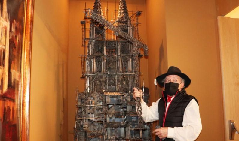 El Museo de la Evolución acogerá la exposición 'Catedral eterna. Así la vieron, así la ven'