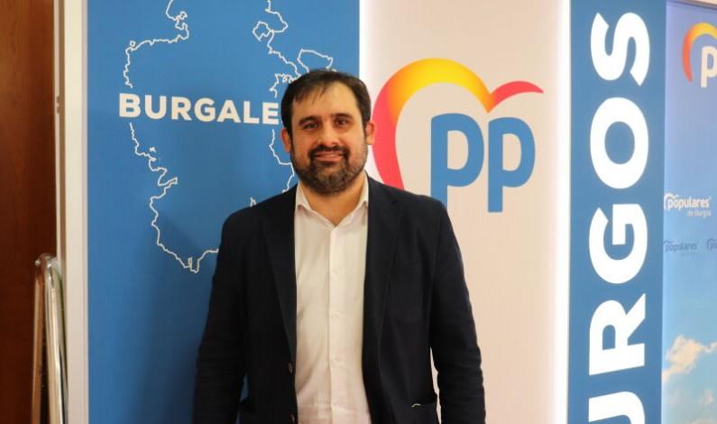 El PP exige al bipartito que paguen las asignaciones a las formaciones políticas burgalesas