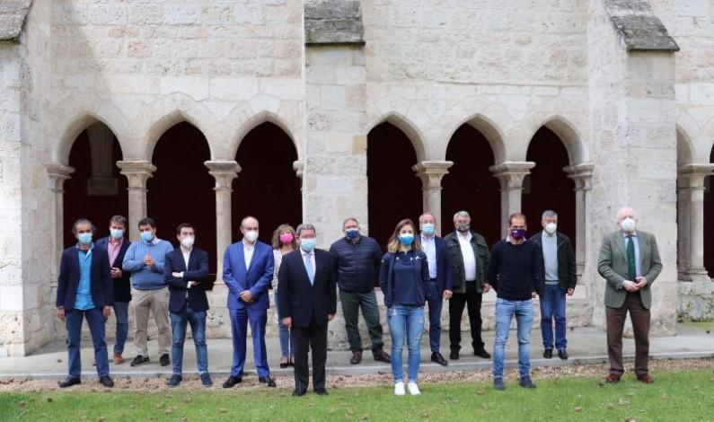 La Diputación de Burgos presenta la VI Edición Femenina de la Vuelta a Burgos 2021