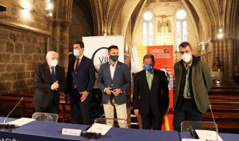 Unipublic presenta en Burgos las dos primeras etapas de la Vuelta Ciclista a España 2021