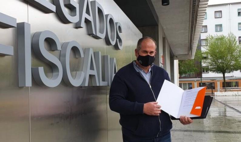 Ciudadanos lleva a la Fiscalía a la alcaldesa de Arauzo de Salce por presuntos delitos de prevaricación