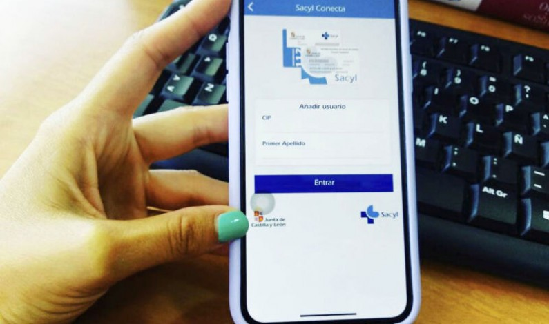 La app Sacyl Conecta aumentará su nivel de seguridad de acceso