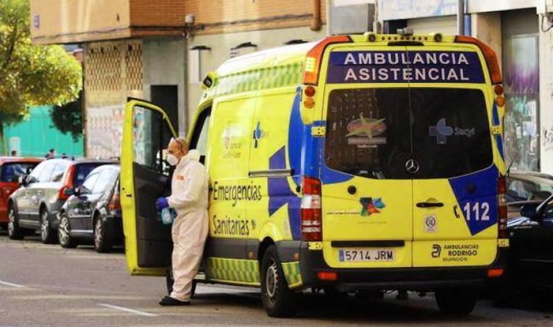 Sanidad notifica 61 nuevos contagios y dos fallecidos en Burgos