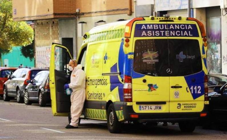 Burgos arroja 353 nuevos positivos y una nueva victima mortal a causa del covid-19