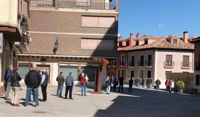 Aranda de Duero y Miranda de Ebro continúan con las vacunaciones el 10 y 11 de mayo