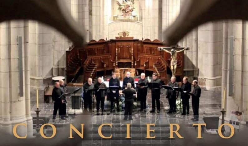 El grupo vocal 'Coda' actuará mañana en el Museo de Burgos