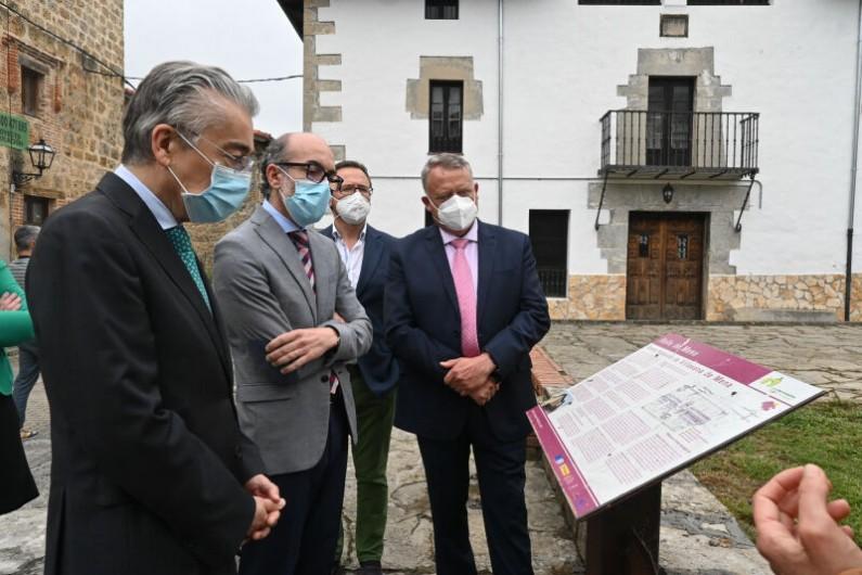 Villasana de Mena, nuevo Bien de Interés Cultural