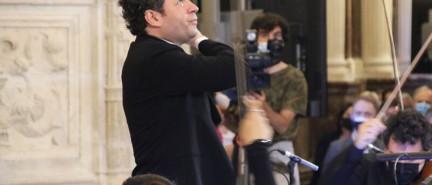Gustavo Dudamel cumple su sueño