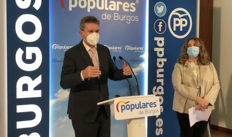 El Partido Popular pedirá una reunión con ADIF para aclarar los plazos del AVE en Burgos