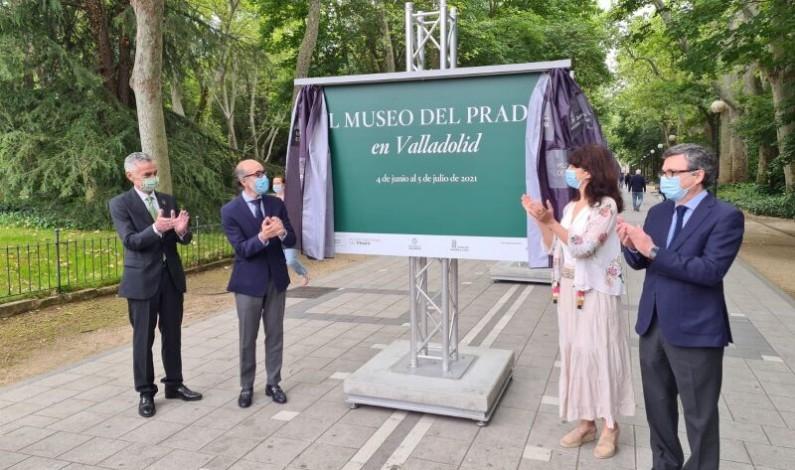 La muestra 'El Museo del Prado en las Calles' inaugura su segunda etapa