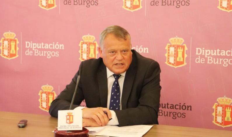 La Diputación de Burgos seguirá trabajando con el Equipo de Gobierno para sacar proyectos adelante