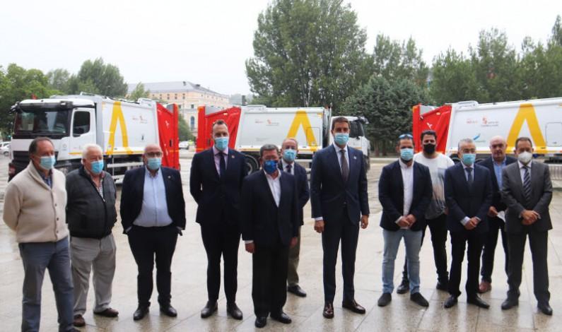 7 mancomunidades de Burgos recibirán ayudas para mejorar la prestación de servicios públicos