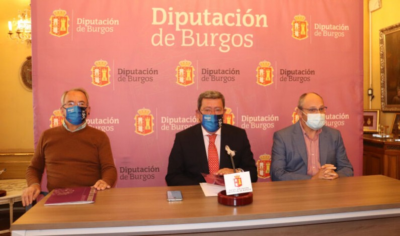 La Diputación Provincial presenta las etapas de la Vuelta a Burgos 2021