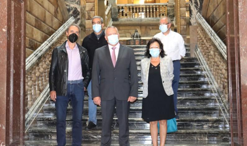 SODEBUR destinará 600.000 euros para apoyar a seis ADRs de la provincia