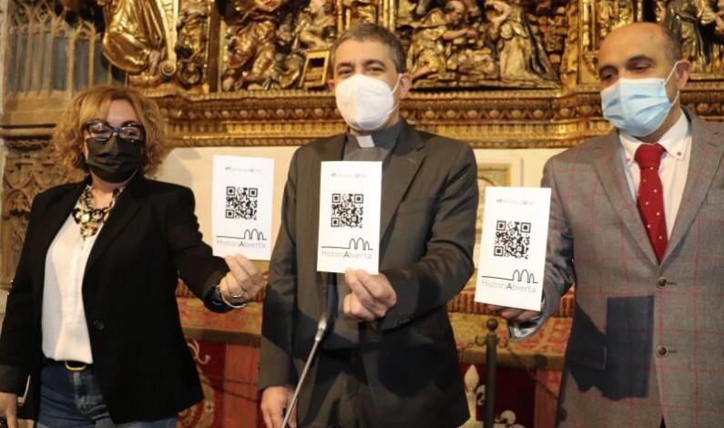 La hostelería y el comercio apoyarán el cambio de puertas de la Catedral